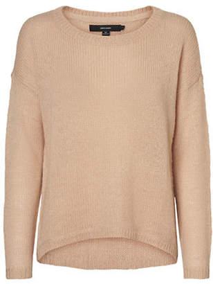 Vero Moda Lisa Jive High-Low Sweater