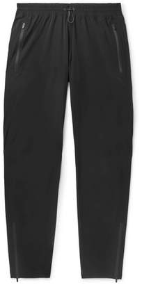 Slim-Fit Stretch-Nylon Sweatpants