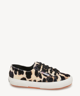 3384a2974a44 Superga Women's 2750 Fanvel Sneakers Leopard Size 6 Haircalf From Sole  Society