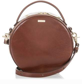 Brahmin Lane Leather Crossbody Bag