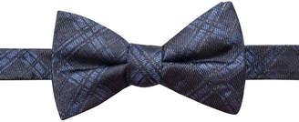 Ryan Seacrest Distinction Men's Pienza Plaid Pre-Tied Silk Bow Tie