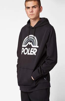 Poler Mountain Rainbow Pullover Hoodie