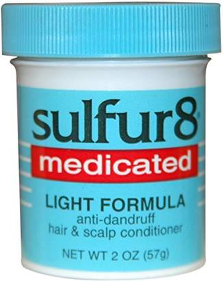 Sulfur8 Medicated Light Formula Anti-Dandruff Hair & Scalp Conditioner