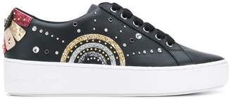 Michael Kors (マイケル コース) - Michael Kors Collection stud embellished low-top sneakers
