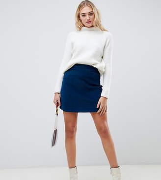 7d8df1ca0 Vero Moda Tall Cord Mini Skirt