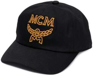MCM basic logo cap