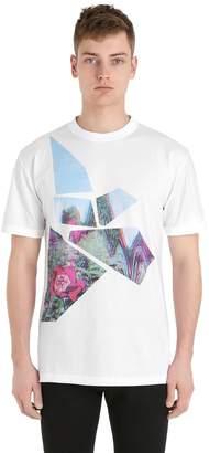 Esprit D'equipe Milan Limit.ed Poppy Printed Cotton T-Shirt