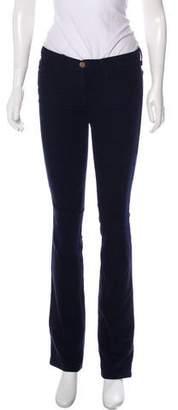 J Brand Corduroy Mid-Rise Pants