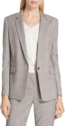 BOSS Janufa Wool Suit Jacket