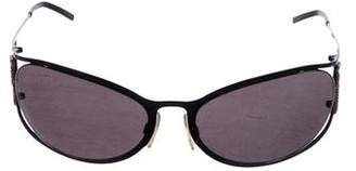 Dolce & Gabbana Metal Tinted Sunglasses