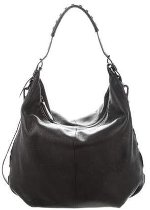 Reed Krakoff Leather Oversize Satchel Black Leather Oversize Satchel