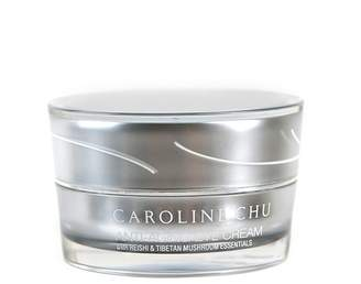 Caroline Chu Anti-Aging Eye Cream with Reishi & Tibetan Mushroom Essentials