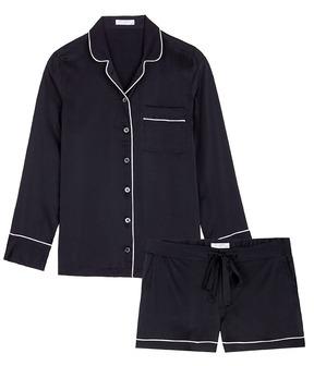 EquipmentEquipment 'Lillian' silk pyjama set