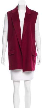 Hotel Particulier Wool & Cashmere Vest w/ Tags