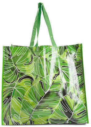 Tropical Leaves Reusable Bags