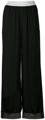 I'M Isola Marras wide leg trousers