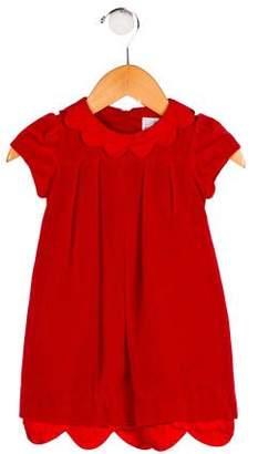 Florence Eiseman Girls' Velvet A-Line Dress