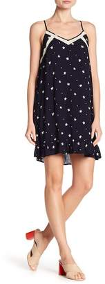 Collective Concepts V-Neck Swing Dress