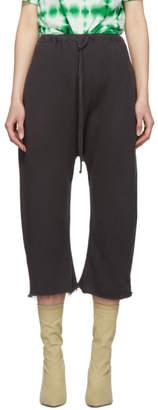 R 13 Black Field Lounge Pants