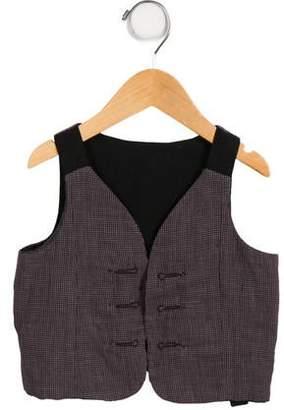 Antik Batik Girls' Embroidered Vest