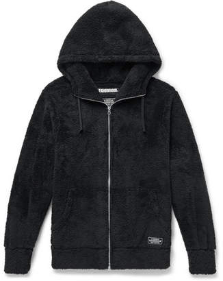 Neighborhood Fleece Zip-Up Hoodie