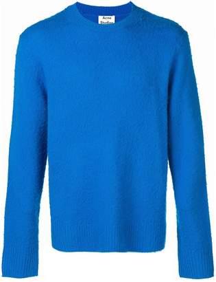 Acne Studios Peele crew neck sweater