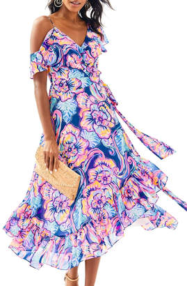 Lilly Pulitzer Marianna Midi Dress
