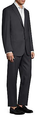 Brioni Men's Regular-Fit Wool Suit