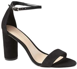 Banana Republic Bare High Block-Heel Sandal