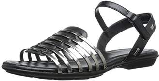 Easy Spirit Women's Rensdale Gladiator Sandal $31.48 thestylecure.com