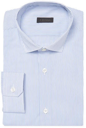 Ermenegildo Zegna Stripe Dress Shirt