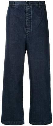 Sunnei wide leg trousers