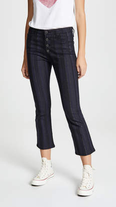 AG Jeans The Jodi Crop Button Up Pants