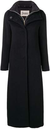 Herno long length overcoat