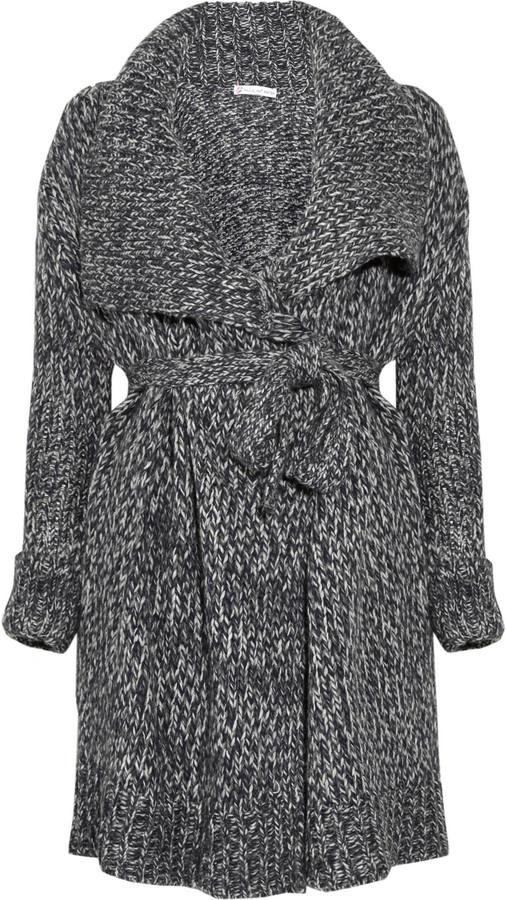 Paul & Joe Sister Knitted cardi-coat