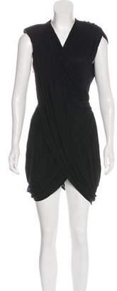 Givenchy Draped Mini Dress