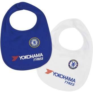 Nike Chelsea FC (2 Pack) Baby&Toddler Bib