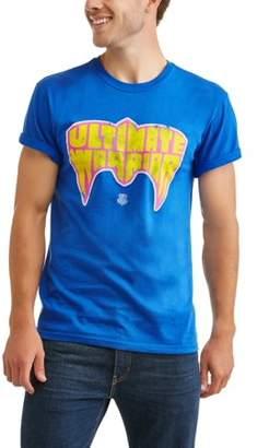"WWE Movies & TV Men's ""Ultimate Warrior"" Wrestler Graphic T-Shirt"