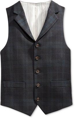Lauren Ralph Lauren Boys' Plaid Vest $45 thestylecure.com