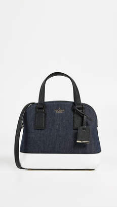 Kate Spade Denim Small Lottie Bag