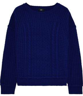 Line Sophia Ribbed Wool And Cashmere-Blend Sweater