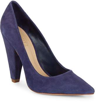 Schutz Women's Boann Suede Pumps