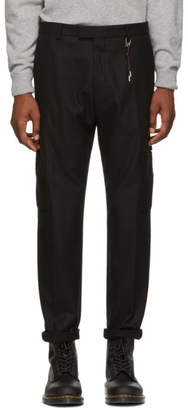 HUGO Black Falko 184 Cargo Pants