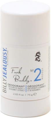 Billy Jealousy Funk Buddy No 2Deodorant Woodsy, 2.65Oz