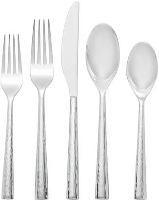 Nambe Trace 5-Piece Flatware Place Setting