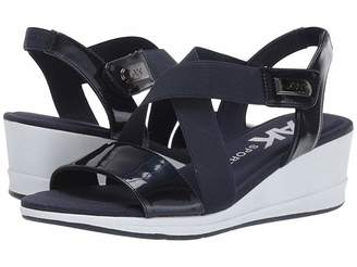 bafdd70db0e9 Anne Klein Wedge Heel Women s Sandals - ShopStyle
