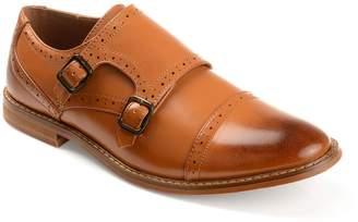 Co Vance Wayne Men's Monk Strap Dress Shoes
