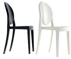 philippe starck Victoria Ghost Side Chair - Set of 4
