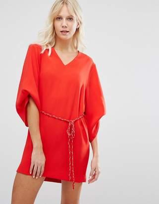 Suncoo Red Dress
