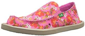 Sanuk K Lil Donna Aloha Loafer (Toddler/Little Kid)